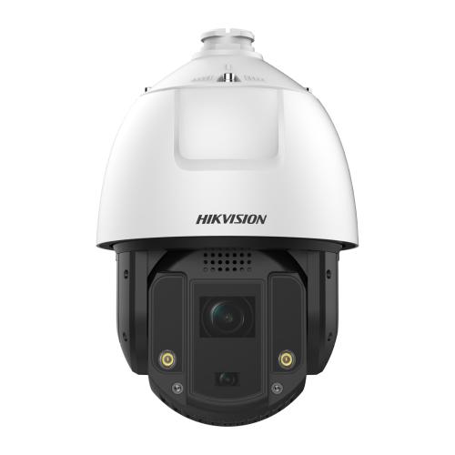 海康威视摄像头iDS-2DC7S420MW-A7寸400万全彩双眸球机