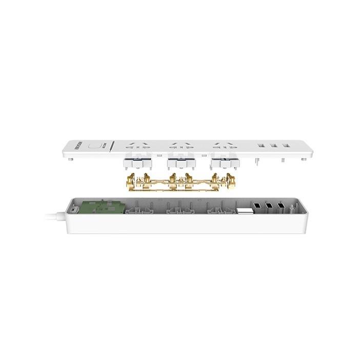 海康威视 插排 DS-XPBD30K/3U