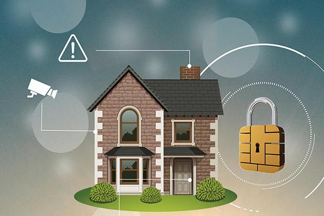 家庭安防监控系统方案