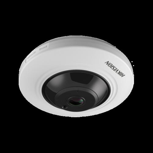 海康威视 DS-2CD3955FWD-IWS全景鱼眼POE摄像机