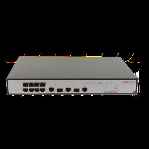 海康威视 DS-3E2310P-H 以太网交换机