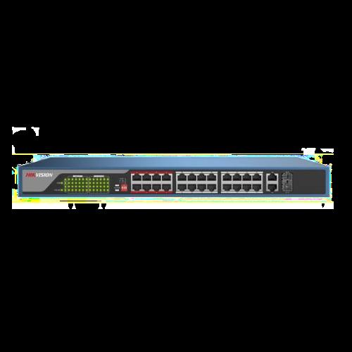 海康威视 DS-3E0326P 非网管POE交换机
