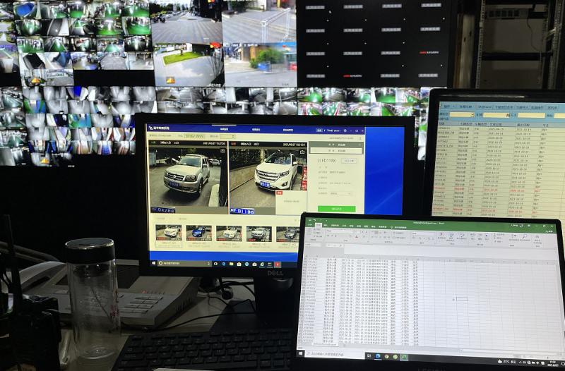高清视频监控系统应用