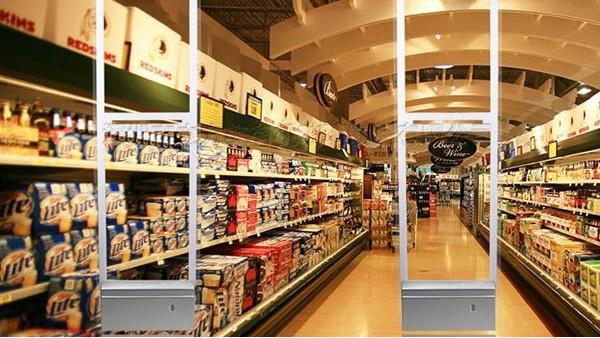小型超市视频监控系统