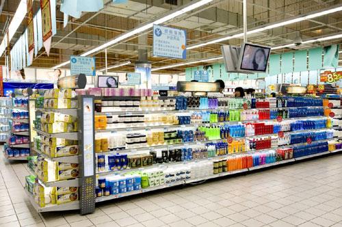 小型超市视频监控