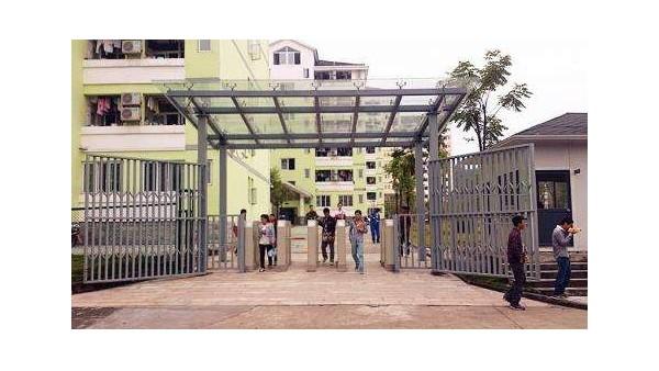 学校实名制门禁系统应用