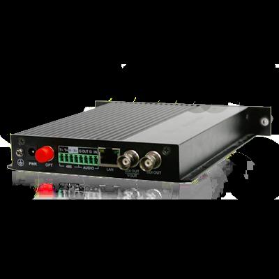 海康威视 DS-3S11系列 1路 HD-SDI 高清数字视频光端机