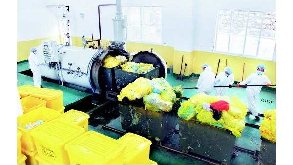 医疗废物处置可视化监管解决方案