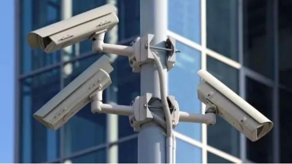 海康威视摄像头全景无盲区监控