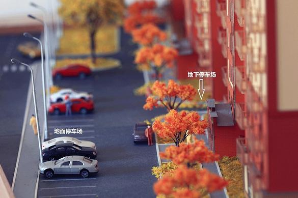 小区智能停车场监控