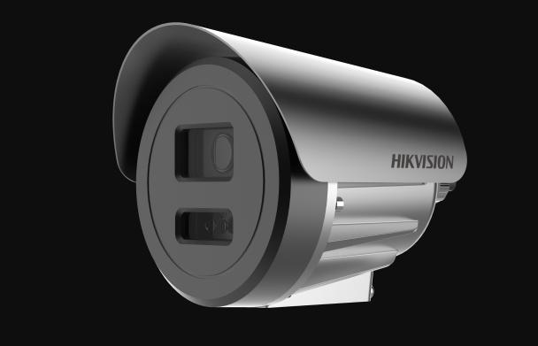 海康威视防爆摄像机