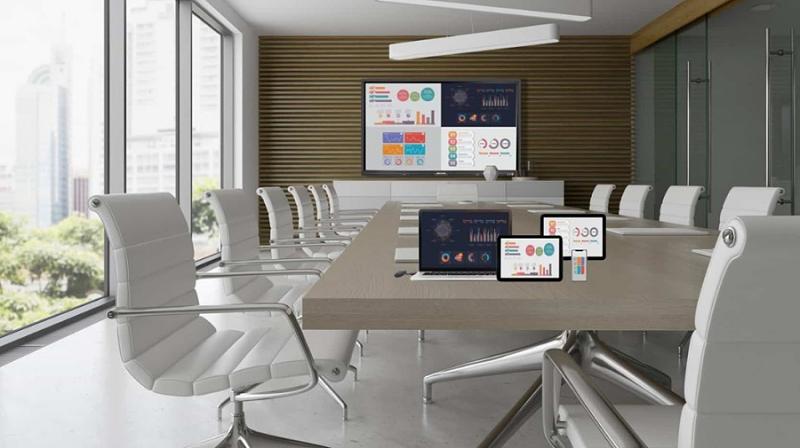 海康威视智能会议平板