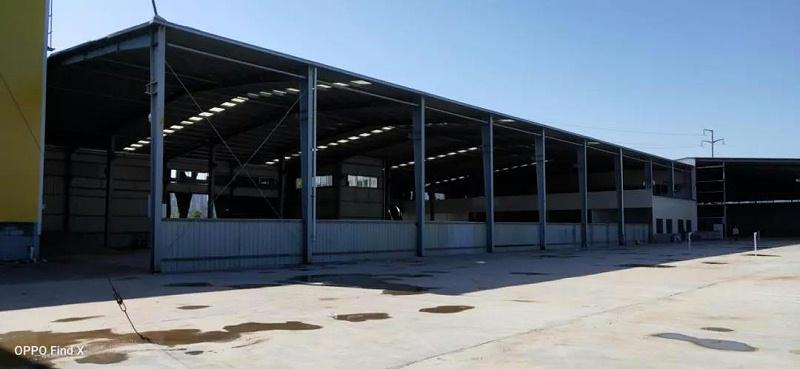 西安阿房宫汽车监测站6万平米WI-FI全覆盖