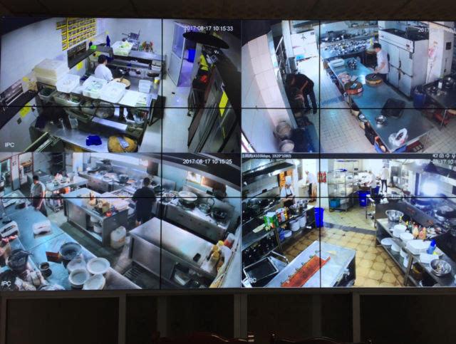 火锅店视频监控