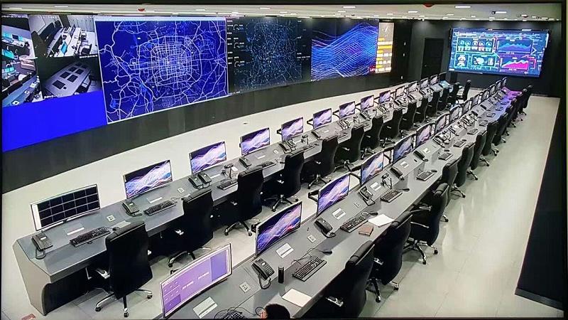 长途客运站监控系统控制中心