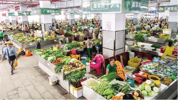 农贸市场疫情管理解决方案