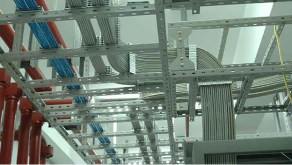 机房建设电缆敷设