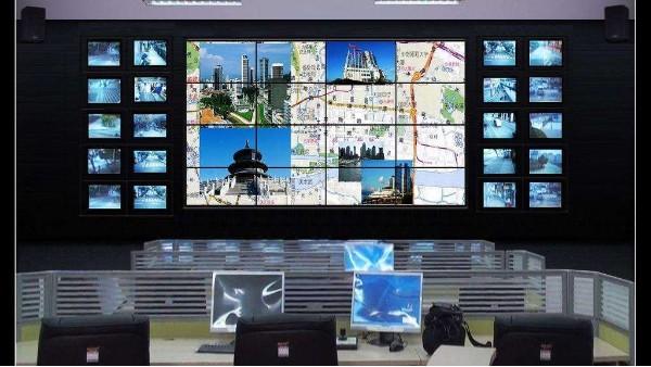 安防监控系统显示应用