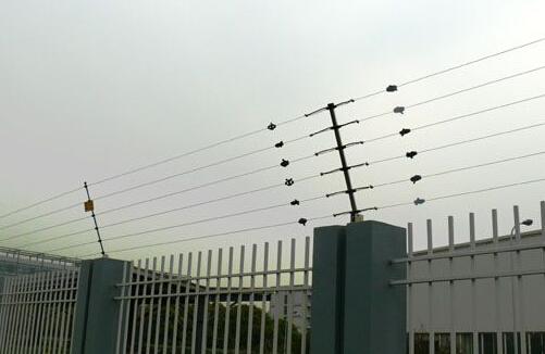 电子围栏周界报警系统