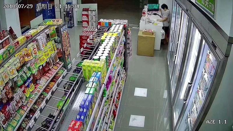 商铺安防监控系统
