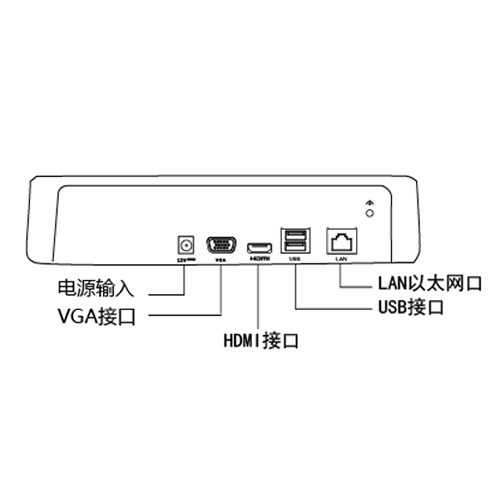 DS-7104N-F1(B)