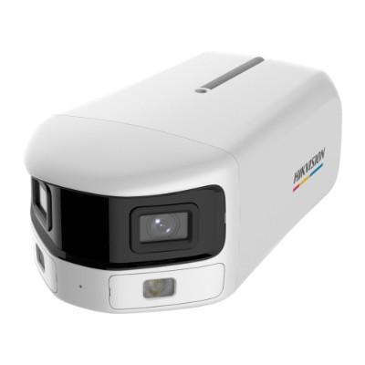 海康威视DS-2CD3T47FDWDP2-L臻全彩广角网络摄像机