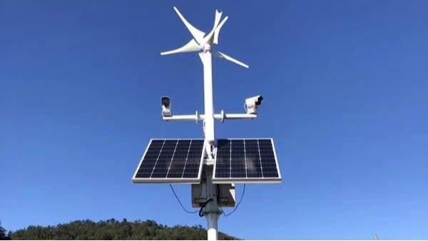 太阳能无线视频监控