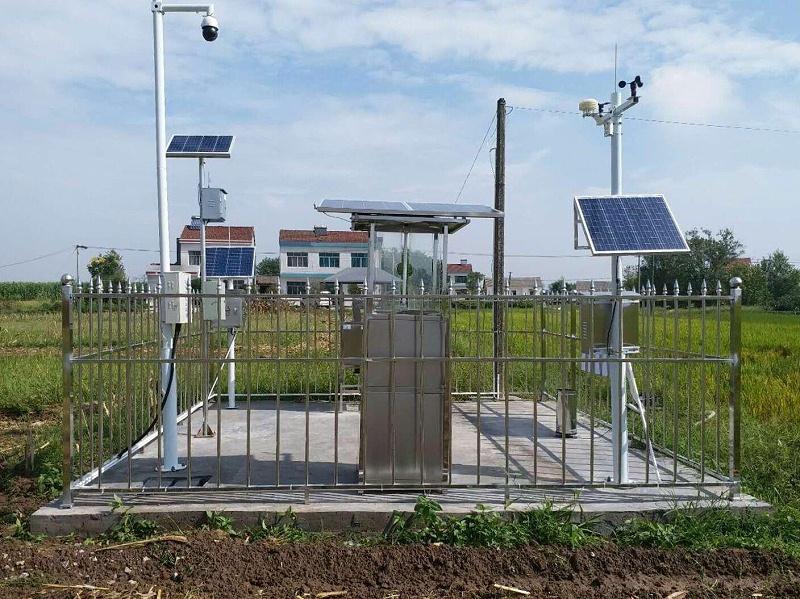 太阳能无线视频监控应用