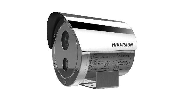 防爆筒型网络摄像机