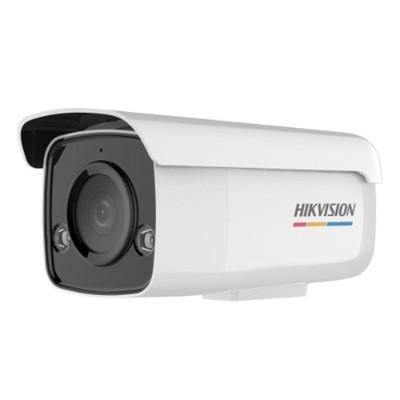 海康威视摄像头-DS-2CD3T87WD-L-臻全彩800万筒型网络摄像机