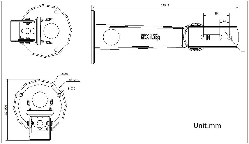 DS-D5022FL接口图