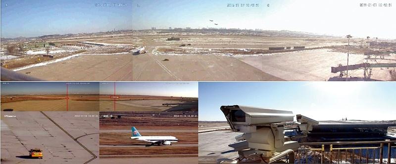 机场飞行区全景运行监控系统方案