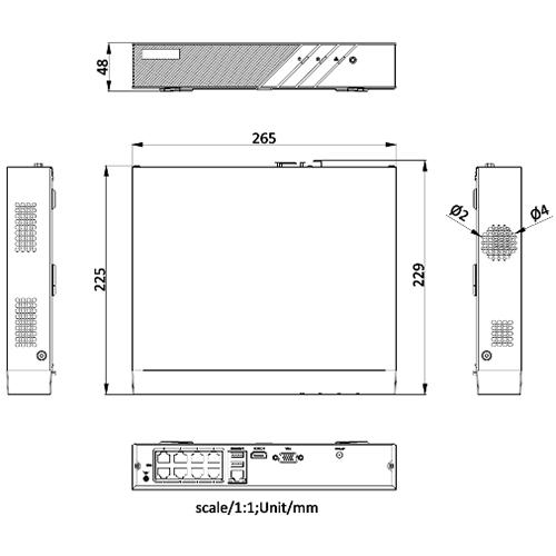 DS-7804N-F1/4P(C)