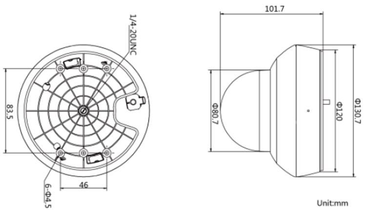 DS-2DE2D20IW-DE3/W/XM