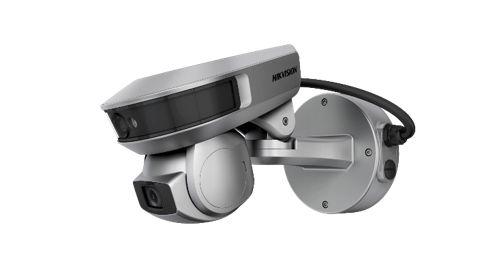 海康威视智能全局摄像机