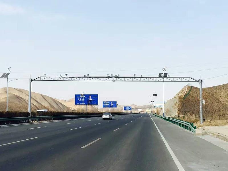 高速公路无线视频监控