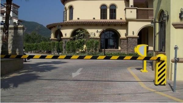 停车道闸系统