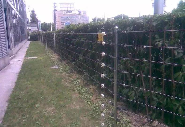 电子围栏系统特点