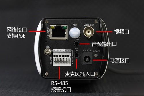 监控摄像头功能