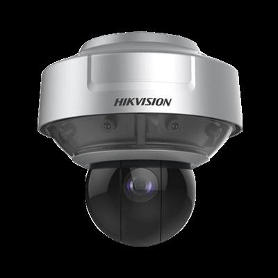 海康威视摄像头 iDS-2DP0818ZIX系列星光级180°全景高清智能球机
