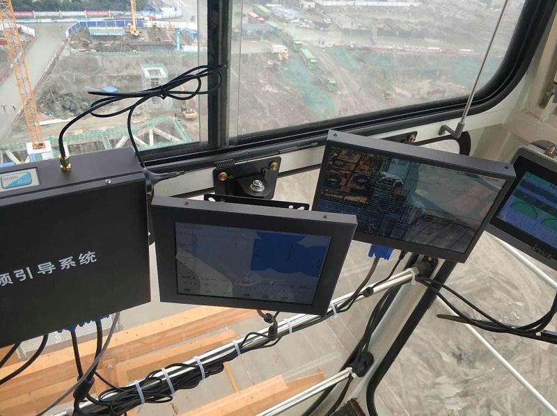 塔吊机械安全监控应用