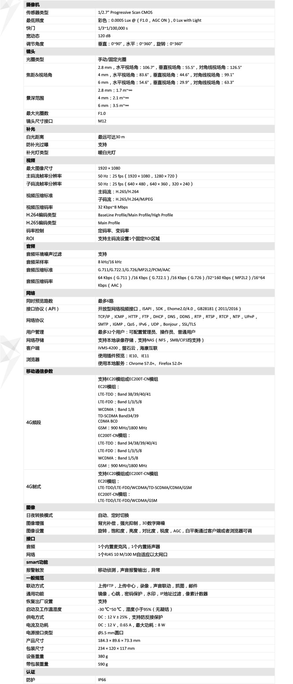 DS-2CD2027XM-LGLSE