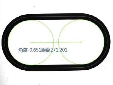工业面阵相机测量