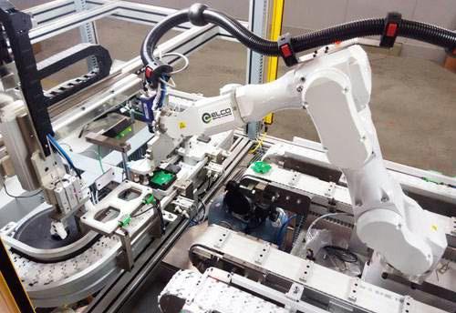 工业面阵相机应用