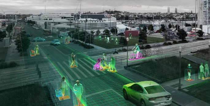 智能AI摄像机应用