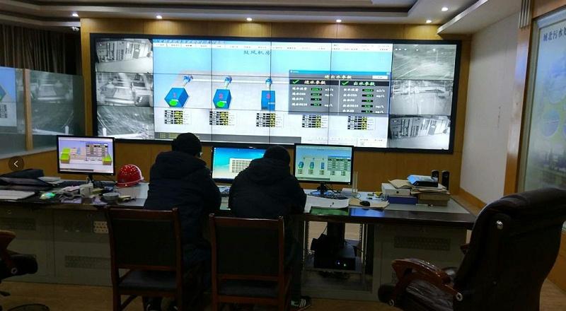 污水处理厂智能监控解决方案