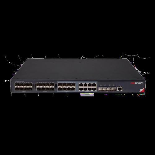海康威视 DS-3E2728F-H千兆以太网交换机