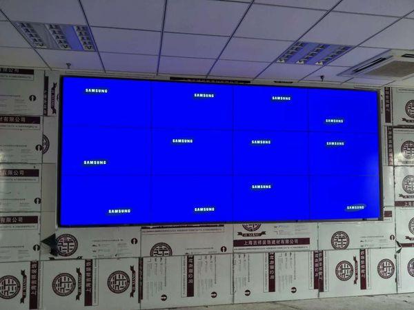 矩阵与显示屏连接方式