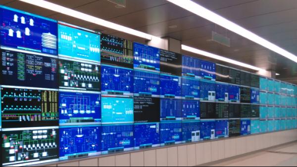矩阵与拼接屏的连接方法,拼接大屏幕显示设备功能