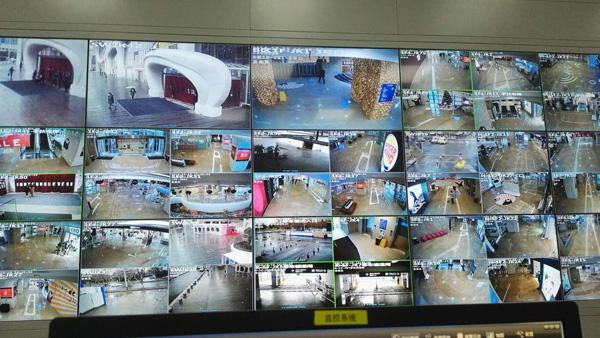 视频监控中心